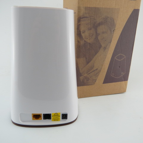 Huawei EchoLife BM632 WiMAX 4G Wi-Fi CPE Router huawei bm 635 indoor cpe wimax router supports web ui configuration tool