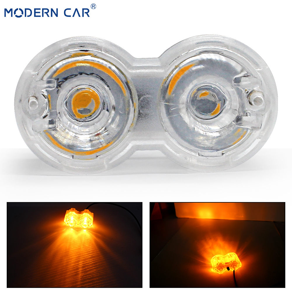 MagiDeal 1156 Yellow LED Bulb for Fog Daytime Running Light Headlight