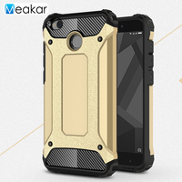 Shockproof Protection Case 5 0For Xiaomi Redmi 4X Case For Xiaomi Redmi 4X Cell Phone Back