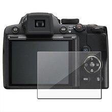 2-Pack Deerekin 9H HD Tempered Glass LCD Screen Protector For Fuji Fujifilm X-T10 X-A2 X30 XT10 Mirrorless Camera