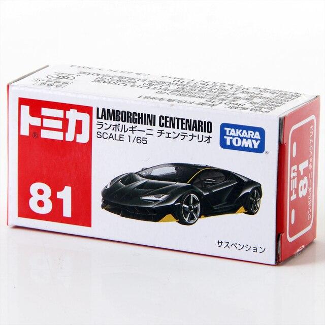 Takara Tomy Tomica 1 65 Lamborghini Centenario Metal Diecast Model