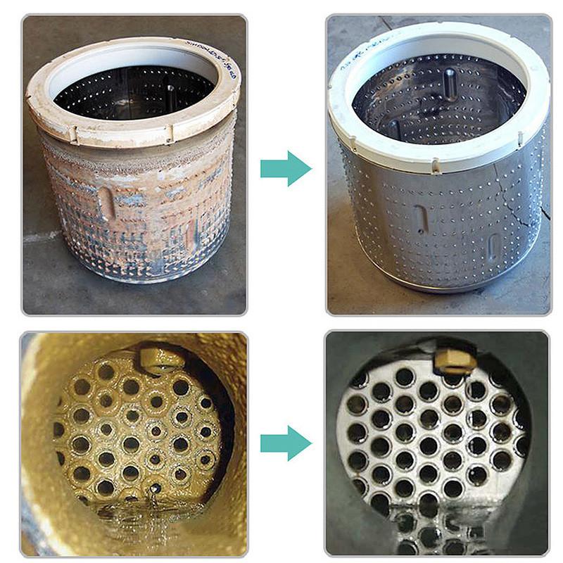 Nettoyant détartrant désinfectant pour machine à laver