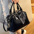 2016  fashion bag genuine leather women bags female  handbag messenger bag first layer  cowhide shoulder bag bucket handbag