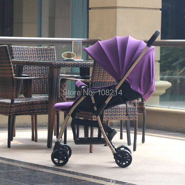 2014 Free Shipping Good Comments Fast Delivery Child Cart Tiny World Baby Stroller Tiny World Baby Pushchair Baby Prams
