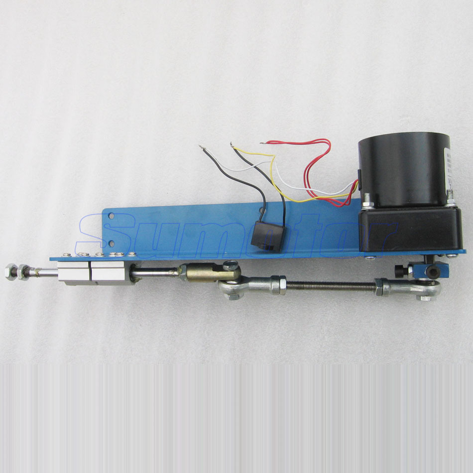 Ac 220v 10w 30 50 70mm Stroke Automatic Linear Actuator
