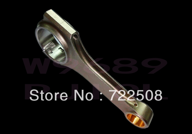 For Abarth 1000/1000OT/1050bielle biella biela custom connecting rods H beam forged billet 4340 conrods free shipping sps v000198120 for toshiba satellite a500 a505 motherboard intel gm45 ddr2 6050a2323101 mb a01