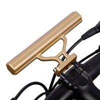 Deemount Zyklus Stamm Extender 15CM Legierung Halterung Halter Halterung Unterstützung Für Scheinwerfer Lampe Computer Horn Glocke|Fahrrad-Stamm|Sport und Unterhaltung -