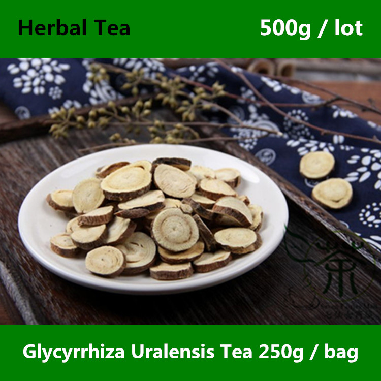Very Popular Glycyrrhiza Uralensis Tea 500g Featured font b Health b font font b Care b