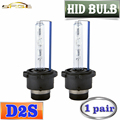 12V 35W D2S AC HID XENON Bulb Car Headlight Original Single Beam Auto Lamp 3000K 4300K 5000K 6000K 8000K 10000K 12000K 30000K