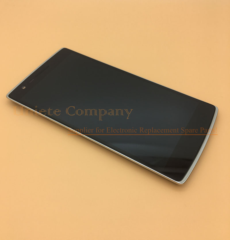 One Plus Oneplus 1 LCD Display With Frame For 5.5