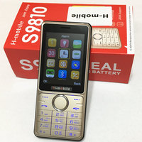 S9810 Dual SIM Dual Standby Mobile Phone 2 8 Inch Screen Cell Phone Russian Keyboard Phone
