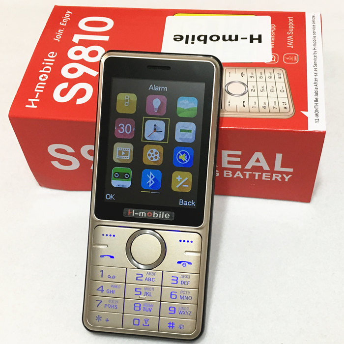 s9810 dual SIM dual standby mobile phones