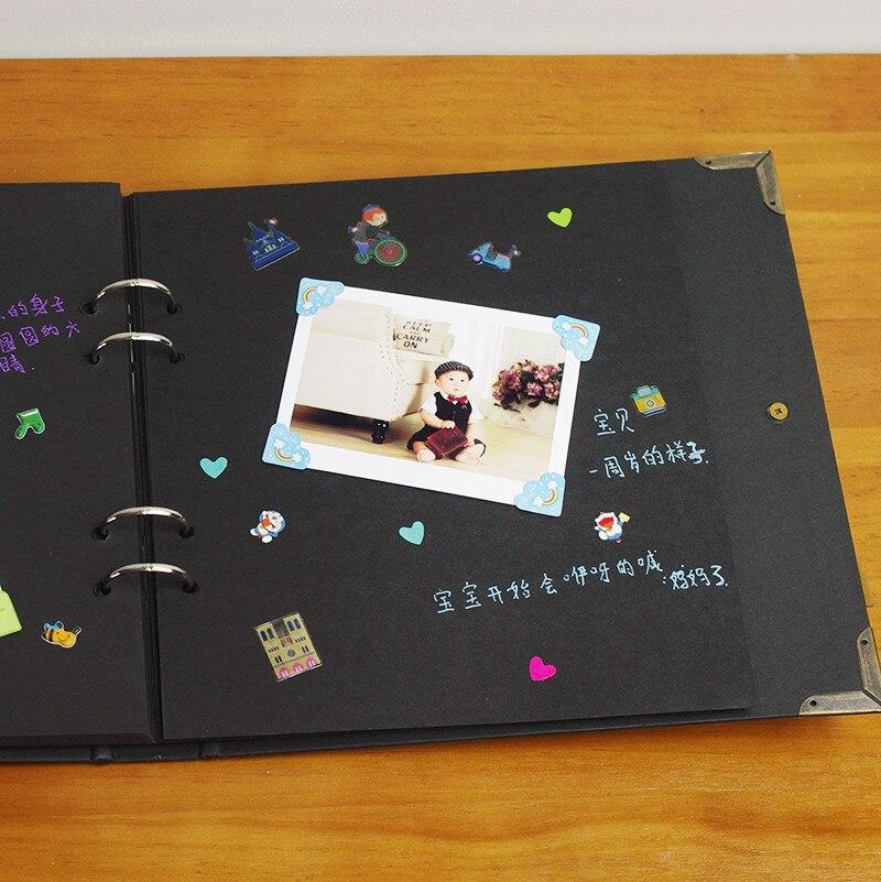 Célèbre Paste type handmade photo album diy photo album baby lovers couple  IM46