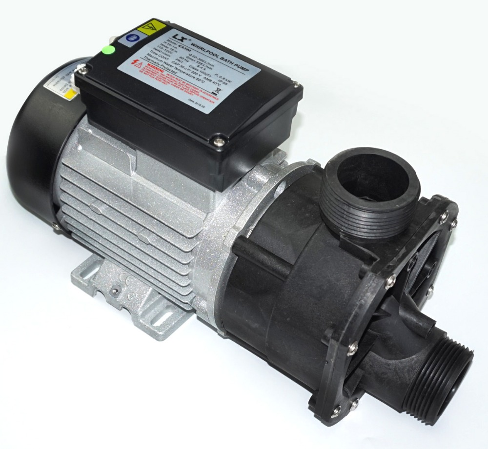 Spa & bathtub pump EA390 1.2HP 900W 220v 50HZ for bath tube LX whirlpool bath pump model EA390 SPA Hot tub Pump