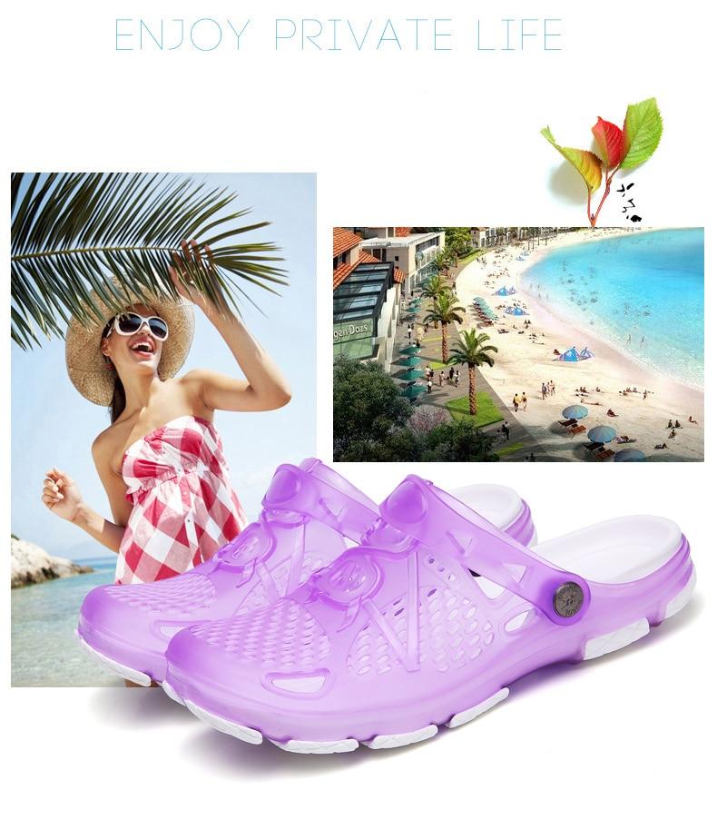 HTB1cZVrQNTpK1RjSZFMq6zG VXae Women Sandals Summer Slippers 2019 New Women Outdoor Beach Casual Shoes Cheap Female Sandals Water Shoes Sandalia women