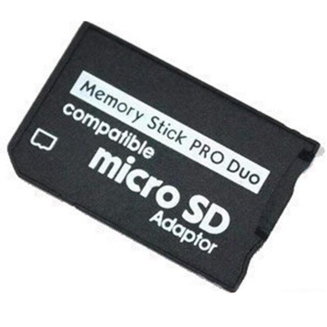 que tarjetas de memoria son compatibles con psp