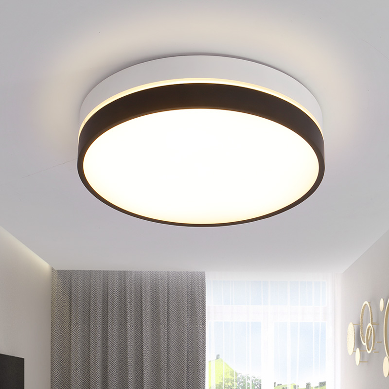 Round bedroom led lamp Nordic modern simple creative Ceiling Lights and romantic children's room aisle LED lamps ZL255 LU724194 ceiling lights led bedroom lamp originality brief modern personality aisle lamp round warm and romantic lu718109