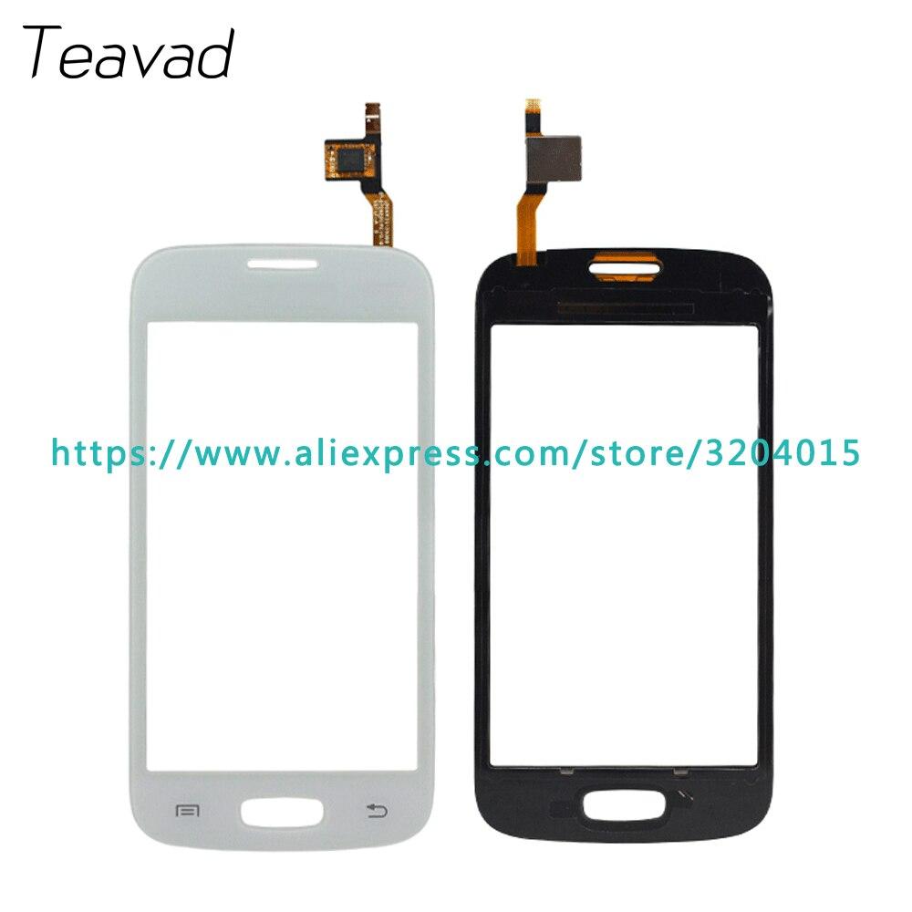 """Высокое качество 4.0 """"для Samsung Galaxy Star Pro S7262 GT-s7262 S7260 Сенсорный экран планшета Сенсор внешний Стекло объектив Панель"""
