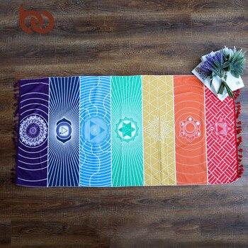 chakra towel