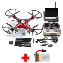 Free Shipping! JJRC H8D Real-time FPV Headless Mode RC Quadcopter Drone W/HD Camera + 1 Battery