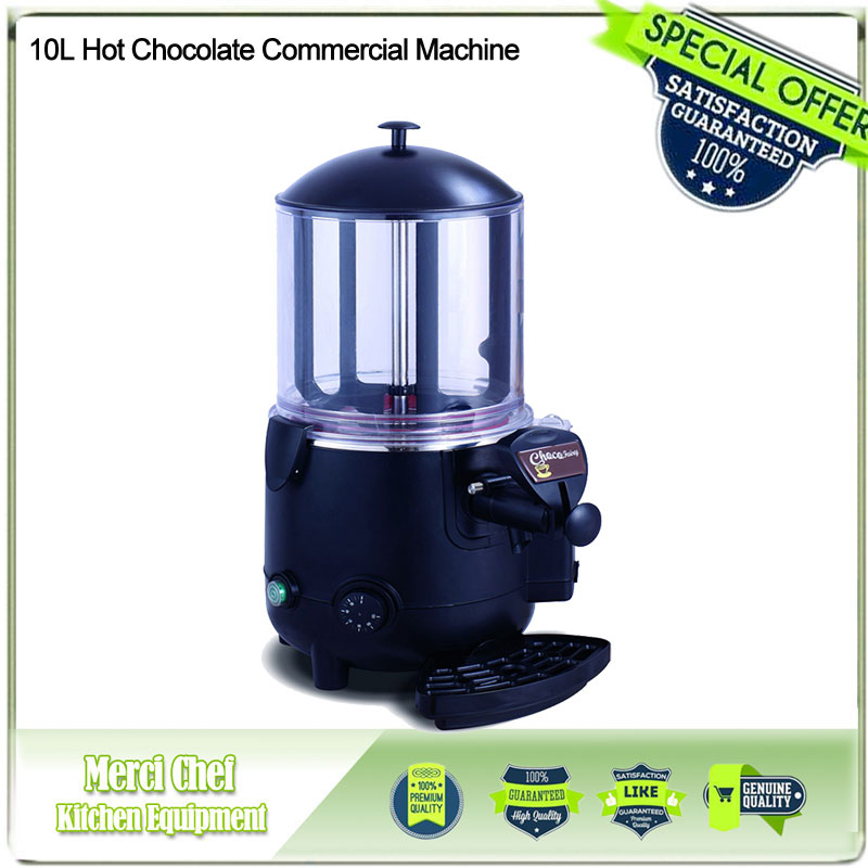 Commercial Hot Chocolate Machine 10L Electric Baine Marie Mixer chocofairy  Dispenser Machine a funssor 50mm 150mm slide stroke cnc z axis slide linear motion nema17 stepper motor for reprap engraving machine