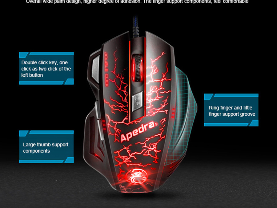 Professional USB Wired Gaming Mouse Professional USB Wired Gaming Mouse HTB1cZXXSVXXXXaKXXXXq6xXFXXXu