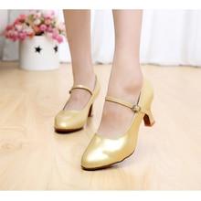 Brand New Women's Modern Ballroom Latin Tango Dance Shoes Heeled Salsa Modern Dance Shoes