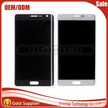 High quality replacement for Samsung Galaxy note edge N915 lcd display screen with touch digitizer assembly free shipping