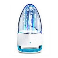 Модные сабвуфер LED музыкальный фонтан воды танец Bluetooth динамик с TF слот для карты стерео бас и компьютер MP3 аудио вход.