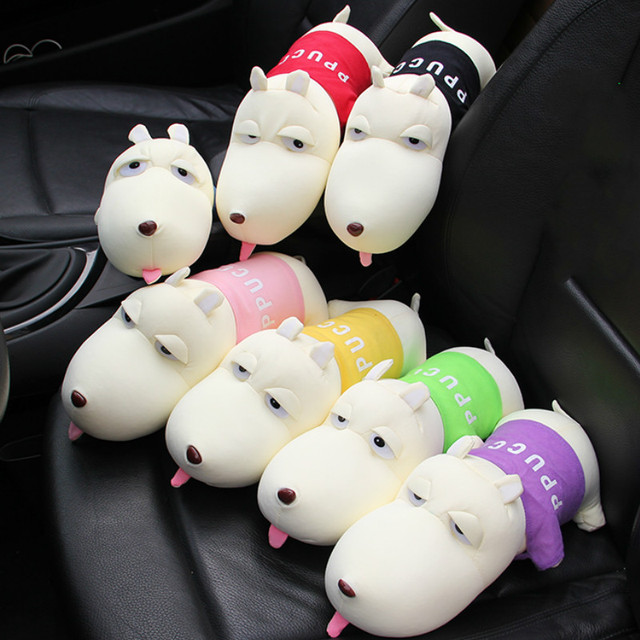 New Fun Dogs Car Creative Interior Air Purify Bamboo Charcoal Package Automotive Car