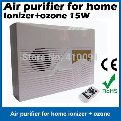 Air Purifier Air Cleaner For Home Ionizer  Ozone 220v 110v  Household  Ozonizer Ozonizador Ozone Generator+ Remote Controller ozone generator 110v 10g double ceramic plate integrated ozone generator sterilizer air purifier ozonizer for home tools
