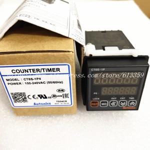 Image 1 - CT6S 1P2 CT6S 1P4 AUTONICS Multifunctionele Timer Teller 100% Nieuwe Originele