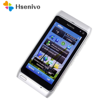 100% Original Nokia N8 Mobile Phone 3G WIFI GPS 12MP Camera