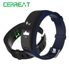 P5 GPS Фитнес браслет сердечного ритма Мониторы Smart Band смарт часы браслет телефон трекер PK Xiaomi Группа 2