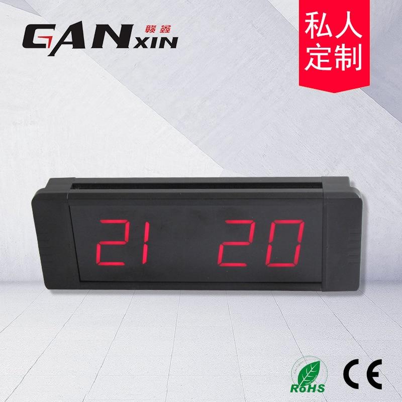 LED 1 inch 4 Digit Timer Countdown Timer Boxing Timer timer at11en