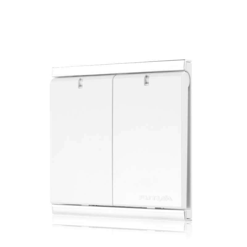 UK Standard Luxury Switch Panel wall switch,110~250V 2