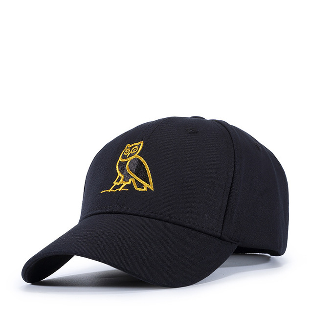 aa25e63d66977 2018 New High Quality Baseball Cap Unisex Duck Cat Baseball Cap Embroidery  Owl Hip Hop Bone Hat Men and Women Adjustable