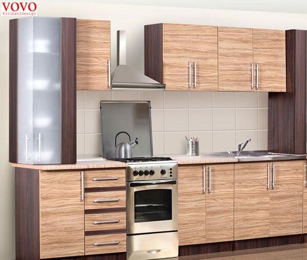 Int gr de grain de bois m lamine armoires de cuisine dans armoires de cuisine de am lioration - Modifier armoire melamine ...