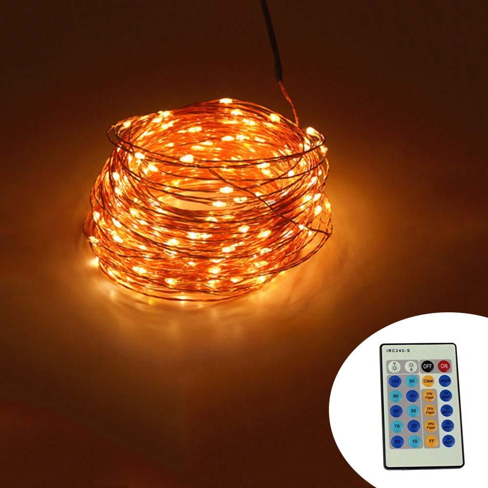 Christmas Light String Wiring