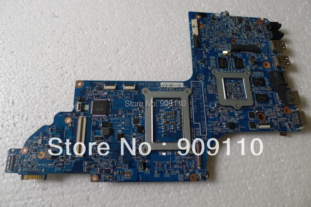 DV6-7000  non-integrated  motherboard for H*P laptop DV6-7000 682171-001 wholesale laptop motherboard 682171 001 for hp envy dv6 dv6 7000 630m 2g notebook pc systemboard 682171 501 90 days warranty