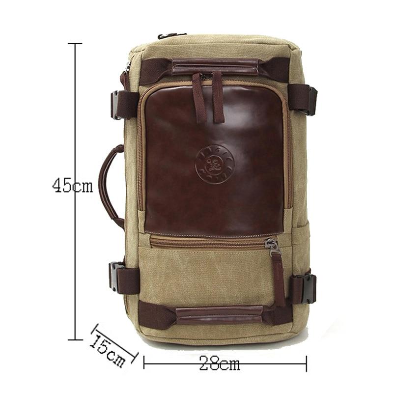 bolsa de homens mochilas Ocasião : Versátil