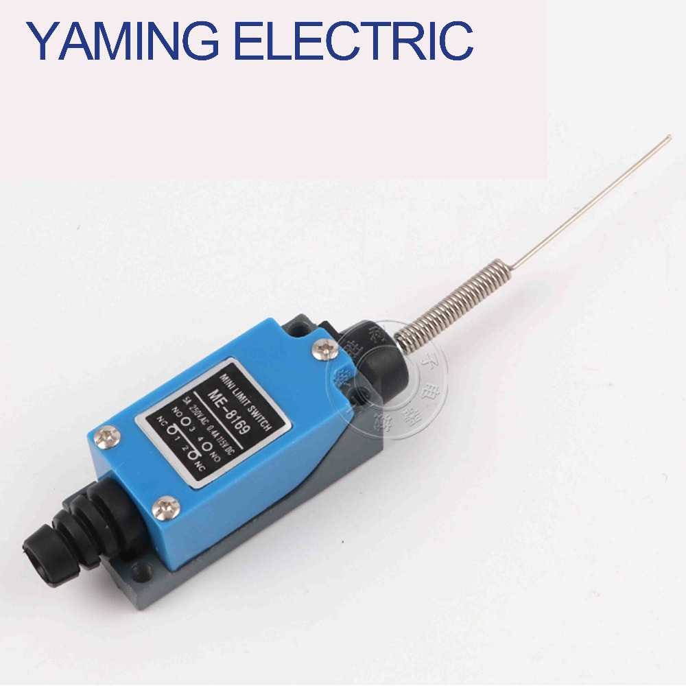 P271 TZ ME 8169 Momentary Roller Lever Actuator Limit Switch 5A 250V travel wheel Power Micro switch 1NO 1NC 1PC