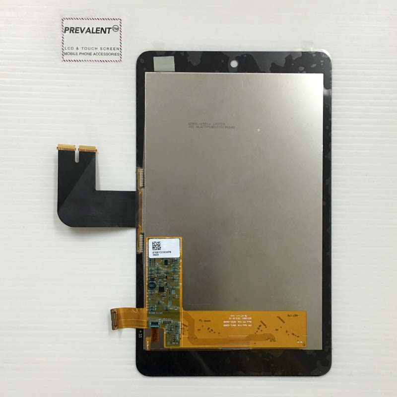 for Asus MeMO Pad HD7 ME173 ME173X K00B ( LCD FOR LG Edition ) Touch Screen Digitizer + LCD Display Panel Monitor Assembly for asus memo pad hd 7 me173 me173x k00b innolux version tablet lcd display screen panel replacement for tablet