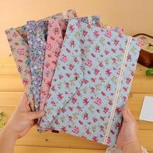 Stationery File-Folder Documents Felt Cotton Filing-Production Flower A4 Bag 1pcs/Lot