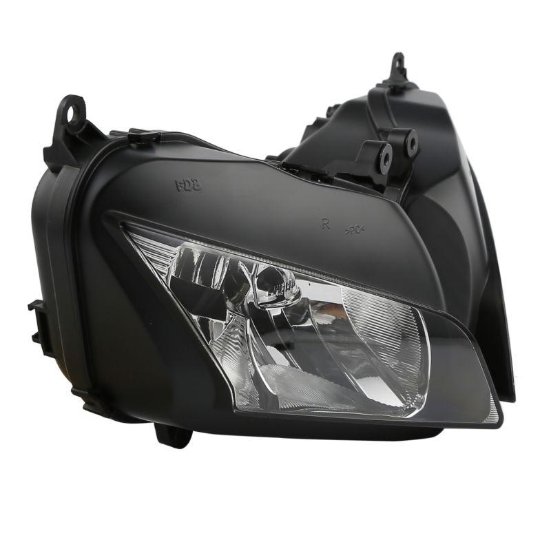 Nero Marca Nuovo Faro di Montaggio Per Honda CBR 600 RR 600RR 2007 2012 09 10 11