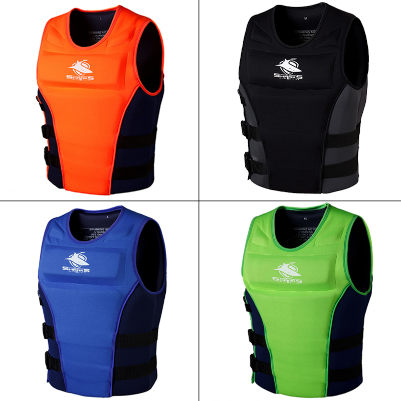 Adults Water Sports Vest Life Jacket