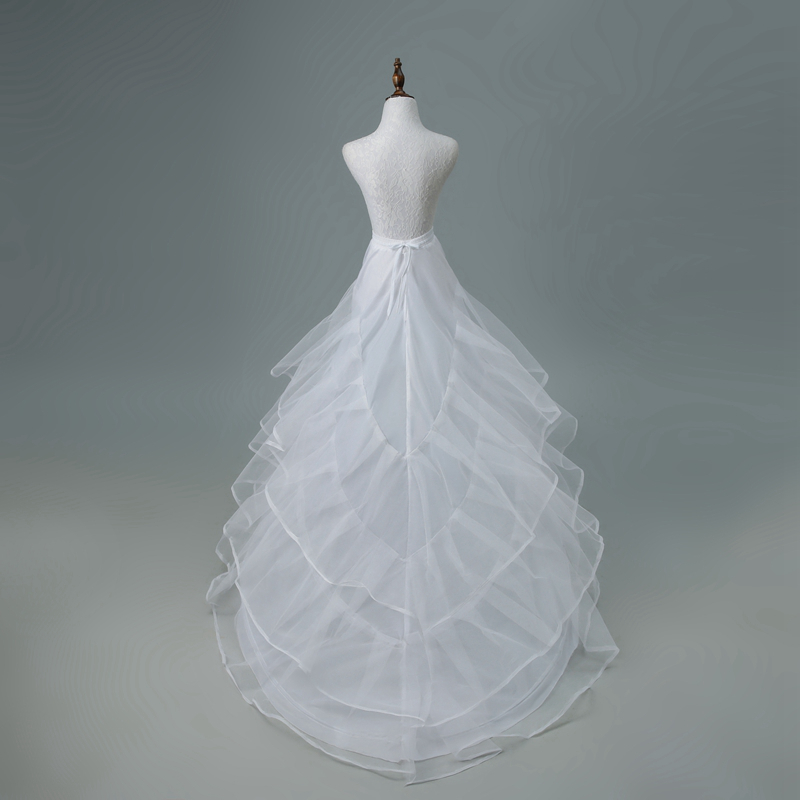 Two Steel Super Tailing Wedding Dress Full Dress Special purpose ...
