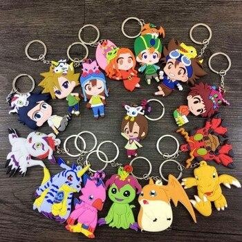 Llaveros de los personajes de Digimon (8cm) Digimon