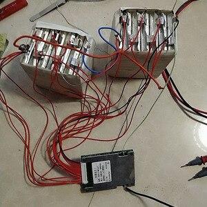 Image 4 - 17S 64 فولت 16S 60 فولت 13S 48 فولت 7S 24 فولت بطارية ليثيوم لوح حماية ليثيوم أيون يبو 18650 حزم BMS PCM مشترك نفس المنفذ 30A 50A eBike