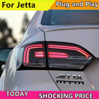 doxa Car Styling Tail Lamp for VW Jetta Tail Lights Jetta MK6 LED Tail Light LED Signal LED DRL Stop Rear Lamp Accessories - DISCOUNT ITEM  20% OFF All Category